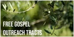 Free Gospel Tracts.