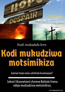 Free Gospel Tracts. (Chichewa)