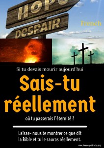 Free Gospel Tracts. (French)