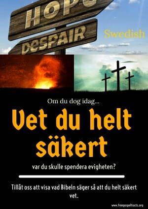 Free KJV Gospel Tracts PDF
